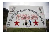 "Giunta di buon governo ""Corazon del arcoiris de nuestra esperanza"",Morelia (Chiapas) – Messico"